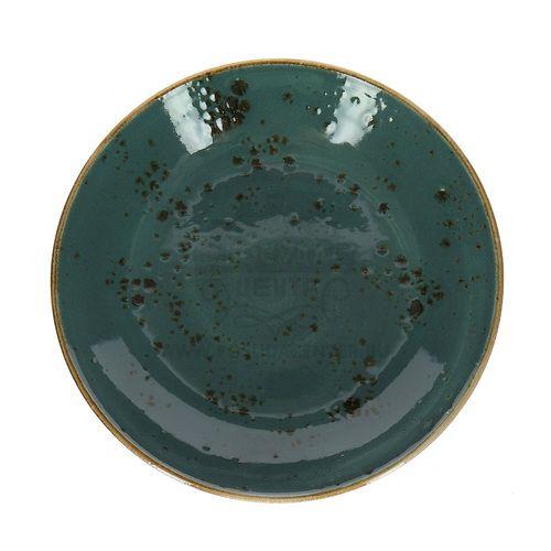 Глубокое круглое блюдо Craft Steelite, голубой, 20.25 см