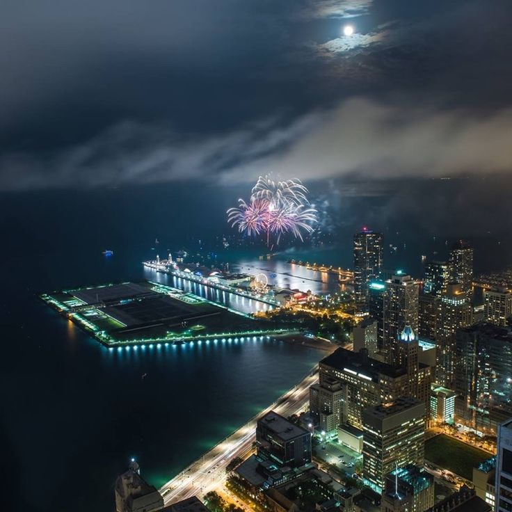 chicago 4th of july fireworks