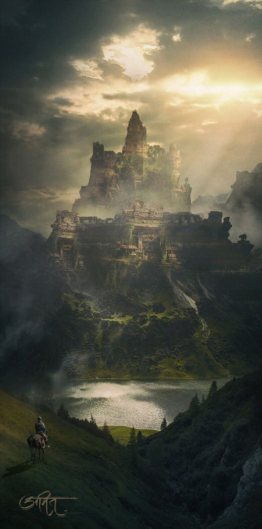 ArtStation - Return Of King, Amit Nitore