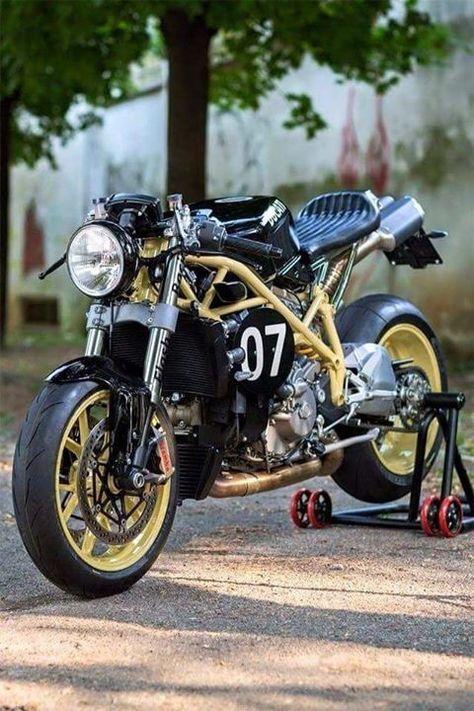 Ducati Bratster Custom Seat