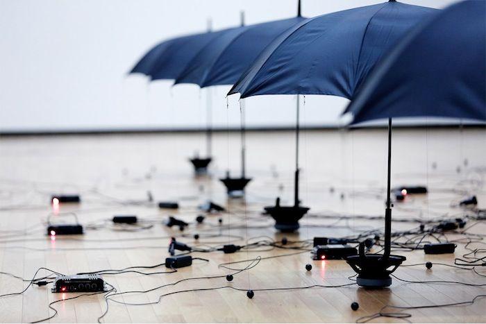 La pluie sans la flotte   The Creators Project