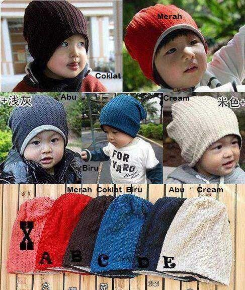 #Topi Kupluk MJ ~ 55ribu/pc (untuk anak-anak) ~ 65ribu (untuk dewasa) ~ Beli couple : 115ribu (1pc topi anak+1pc dewasa). Untuk Umur : 6 bulan - besar (karena bahan melar kalo di renggangkan). Wrn : cream, biru, abu, coklat, merah. Bahan kaos