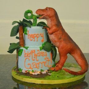 87 best Dinosaur Cake Ideas images on Pinterest Dinosaur party