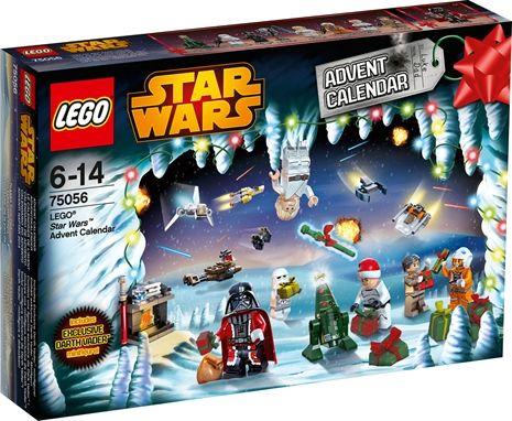 LEGO Star Wars, Julekalender 2014 fra Lekmer. Om denne nettbutikken: http://nettbutikknytt.no/lekmer/