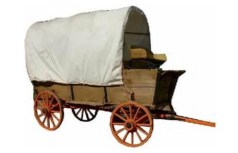 Covered wagon lesson plans woodworking projects plans for Covered wagon plans
