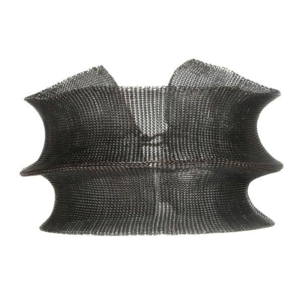 ACRUX oxidized copper choker by Milena ZU, 248$