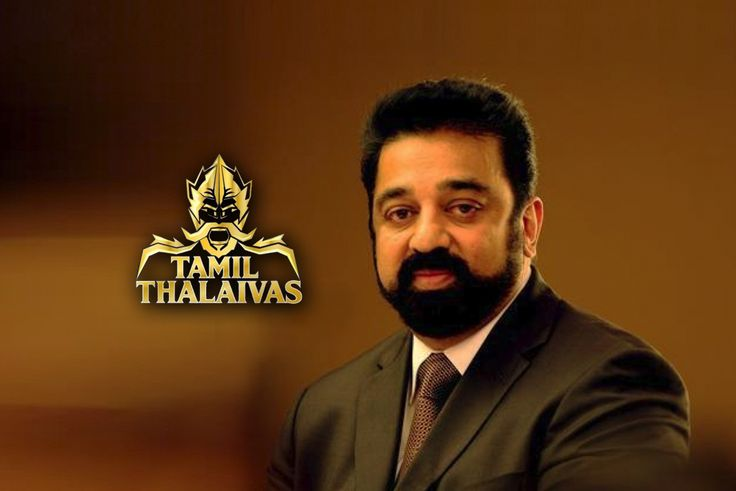 "Tamil film actor Kamal Haasan has been appointed brand icon of Pro Kabaddi League franchise ""Tamil Thalaivas"", co-owned by Sachin Tendulkar."