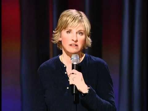 Ellen DeGeneres - Here & Now [Part 4/4]