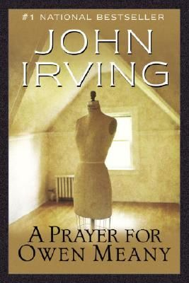 """A Prayer for Owen Meany"" by John Irving.  The boy with ""the broken voice"" will stick with you.  I read the book three years ago and when something is creepy I still think, ""THAT GIVES ME THE SHIVERS!"""