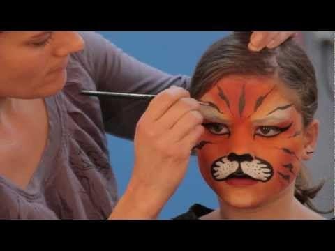 Slang Schminken - YouTube
