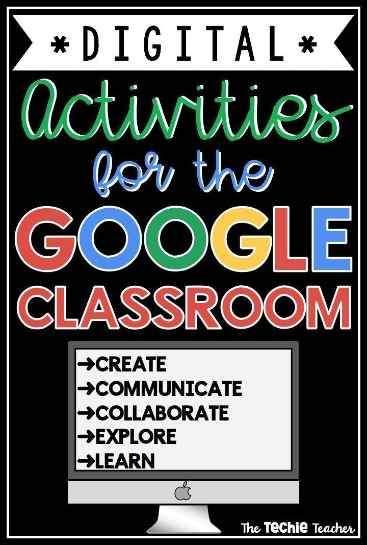 Google paperless activities for the elementary classroom! Do you use Google Drive, Google Classroom, have access to Chromebooks, laptops, computers, and/or ipads? Then check out these digital activities that will get your students creating, communicating, collaborating, exploring and learning while using technology in the classroom. No-prep! Just assign and GO.