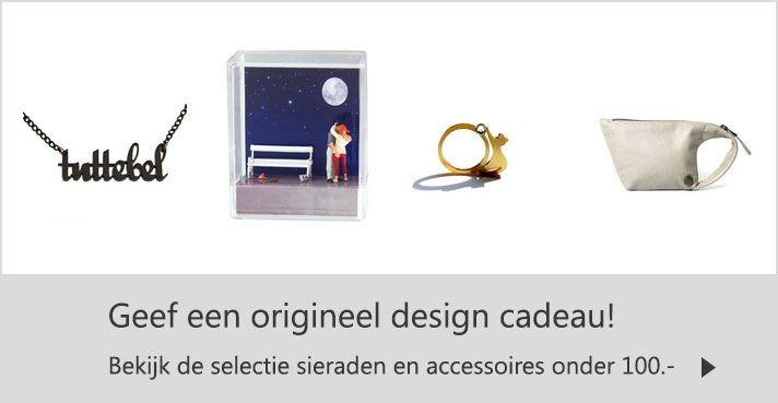 Bijzondere cadeau voor Kerst, designer items, origineel design cadeau