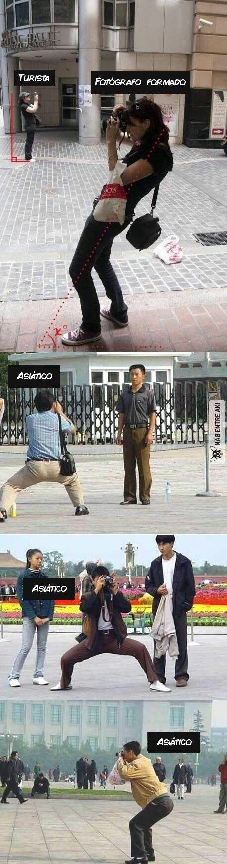 nível da foto... Asiático é bicho peste sabe tirar umas fotos da hora e tu não sabe como quando tu vê como a foto foi tirada tu te surpreende