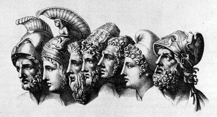 L'Iliade d'Homère, racontée et commentée par l'helléniste Philippe Brunet
