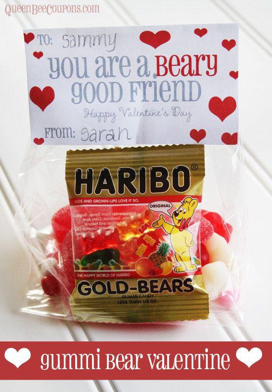 """A """"beary"""" sweet valentine. 