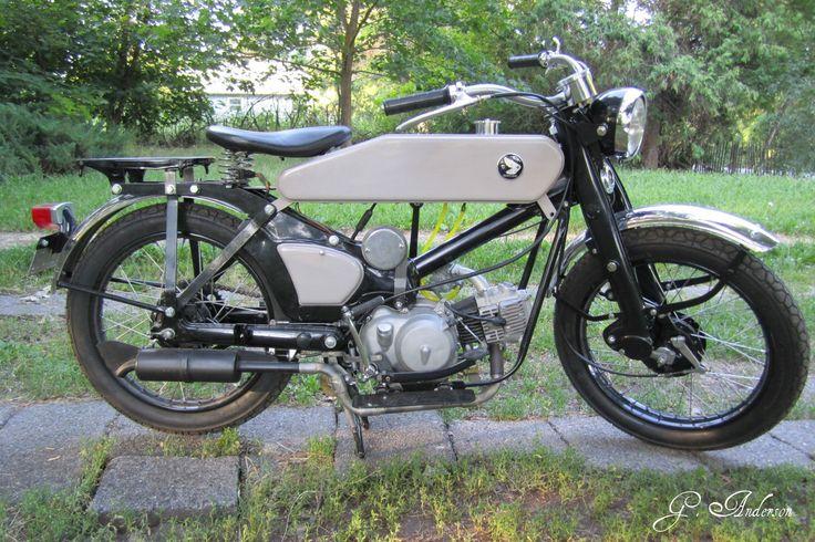 '75 CT90 custom