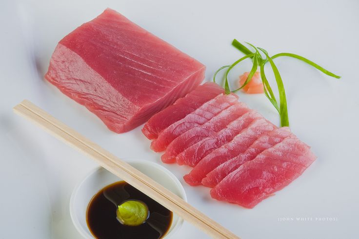 Sashimi tuna | Sashimi tuna | John White | Flickr