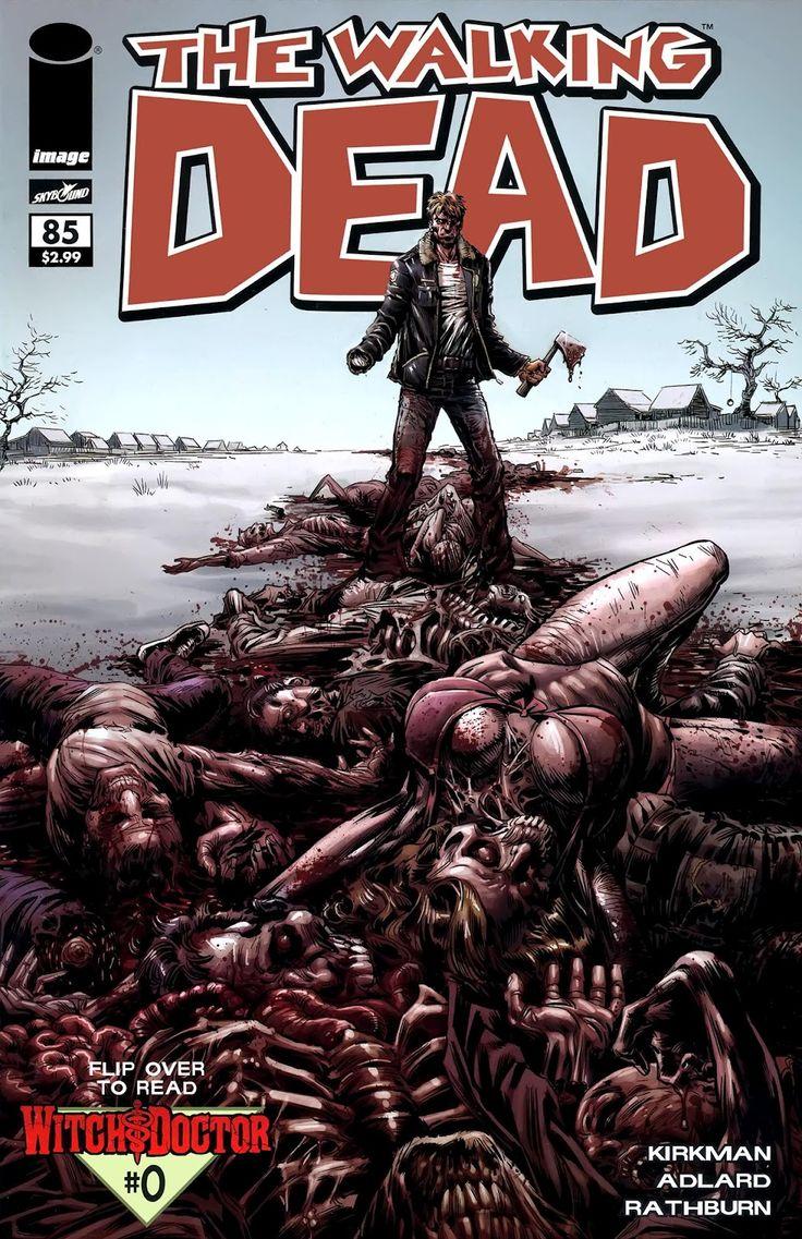 how to read walking dead comics on ipad
