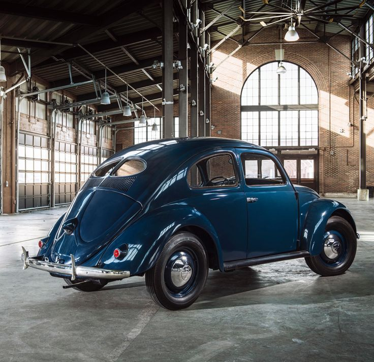 VW Escarabajo Type 1 '49