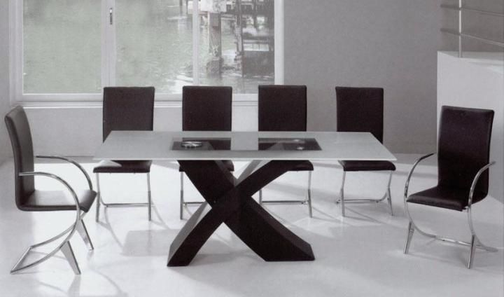 45 Modern Home Pillar The Most Widely Used Contemporary Dining