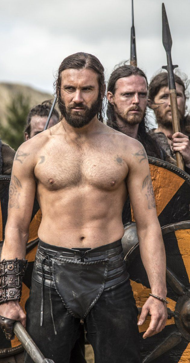 Clive Standen in Vikings (2013)...  only one of the sexy vikings in the tastiest cast in tv history