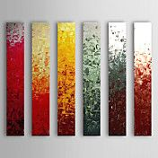 Hand+Painted+Oil+Painting+Abstract+With+Stret...+–+USD+$+149.99