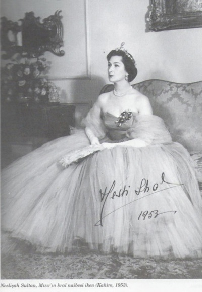 Neslişah Sultan, the last Ottoman Princess