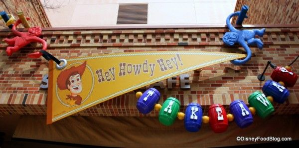 Try the wheezy's breezy freezy @ the Hey Howdy Hey Takeaway in Hollywood Studios!