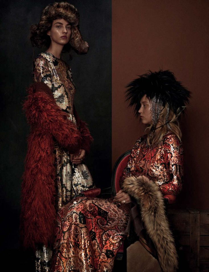✩ Vogue Germany December 2015 by Giampaolo Sgura #eclectic #editorial ✩