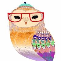one of my favorite artists: Ashley PercivalGartia Arty, Awesome Owls, Art Prints, Percival Illustration, Owls Art, Animal Owls, Ar Gartia, Glasses Owls, Ashley Percival
