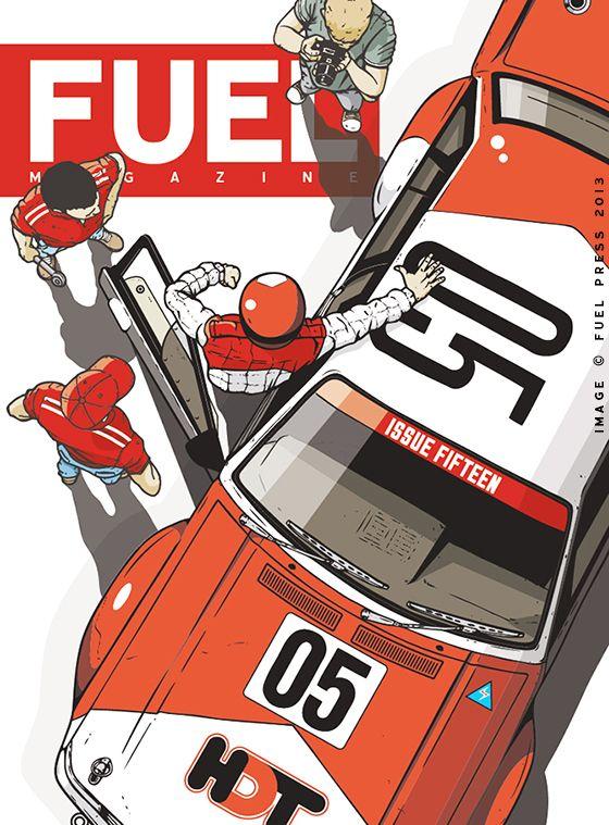 Fuel Magazine Fifteen | The Brock Tribute