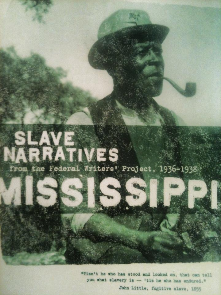 Critique on slave interviews