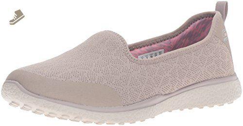 Zapatillas de paseo Performance Go Walk 2 Axis Slip-On para mujer, Gris, 5.5 M US