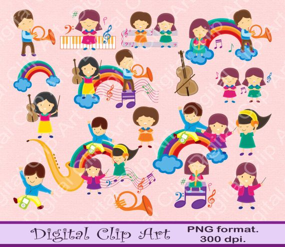 Children Clipart Children Clip Art Baby Clipart by digitalcliparts