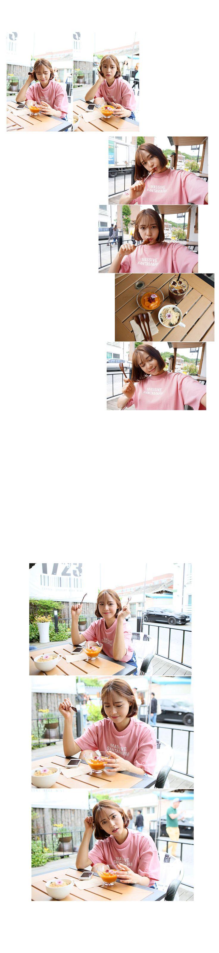 プチハイネックロゴカットソー - 激安カジュアルファッション通販《GOGOSING》♥安カワな人気レディースファッションが続々入荷中!!