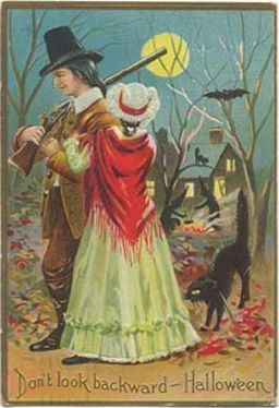 Antique Halloween Cards - Page 19