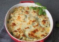 Verrukkelijke lasagne van kipfilet en courgette met een vleugje citroen   Lekker Tafelen