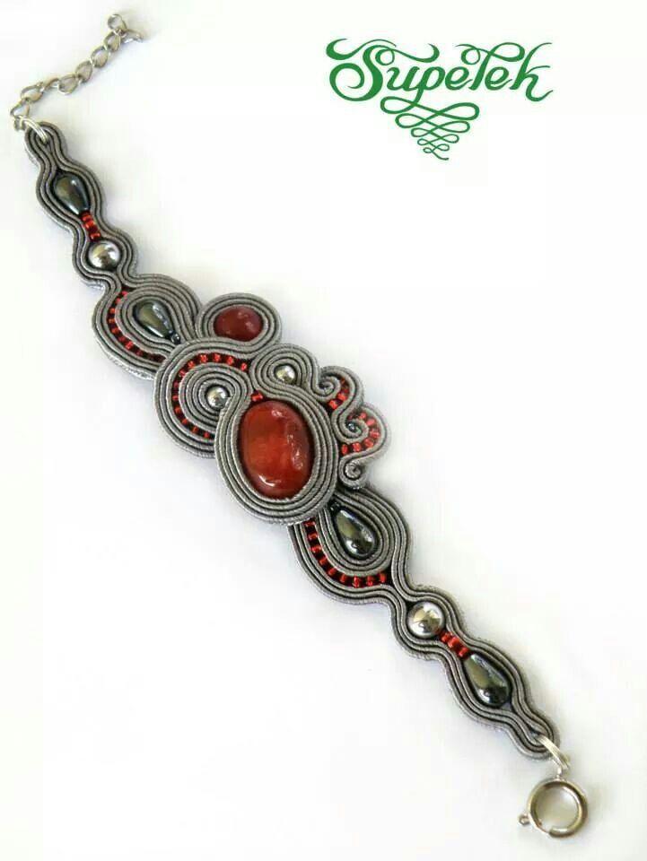 Soutache Armband/bracelet