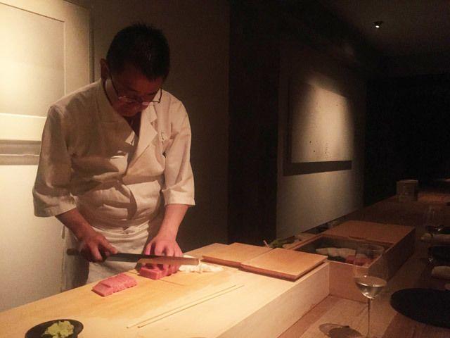 もう予約した? 世界的アート作品が並ぶ 完全予約制の鮨屋がオープン![東京カレンダー]