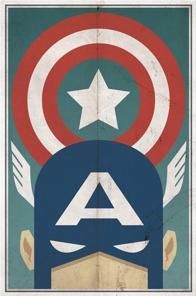 Постеры супер героев вселенной Marvel, Dc и может еще кто-то
