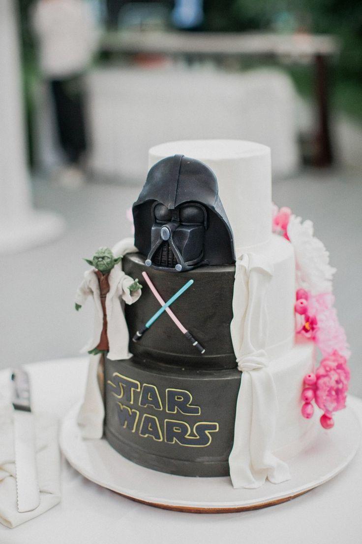 41++ Darth vader wedding cake inspirations