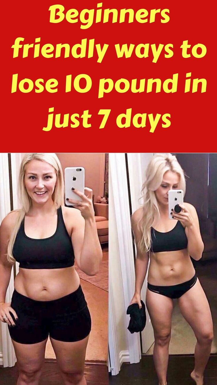 7 Easy Ways of How to Lose Weight Fast