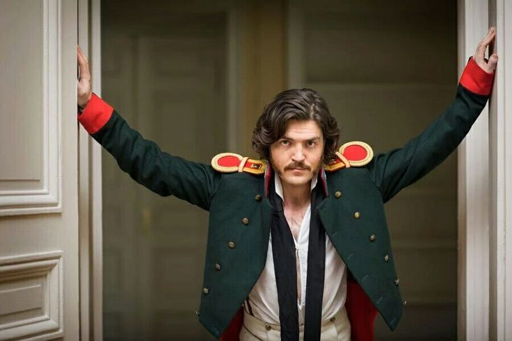 Tom Burke - Dolokhov in War and Peace BBC