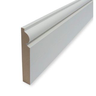 MDF Torus Skirting 4.4m 18 x 168 | Benchmarx Kitchens & Joinery
