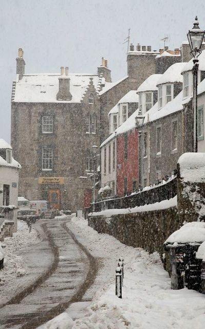 South Queensferry ~ Edinburgh, Scotland