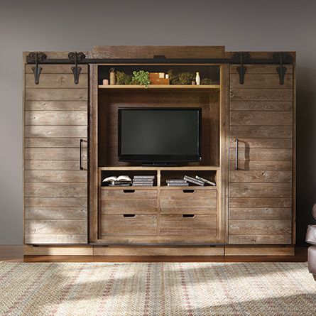 Baumann 112 Media Center From Arhaus 7 549 00 Tahoe Remodel Top Picks Kitchen Cabinets In 2018