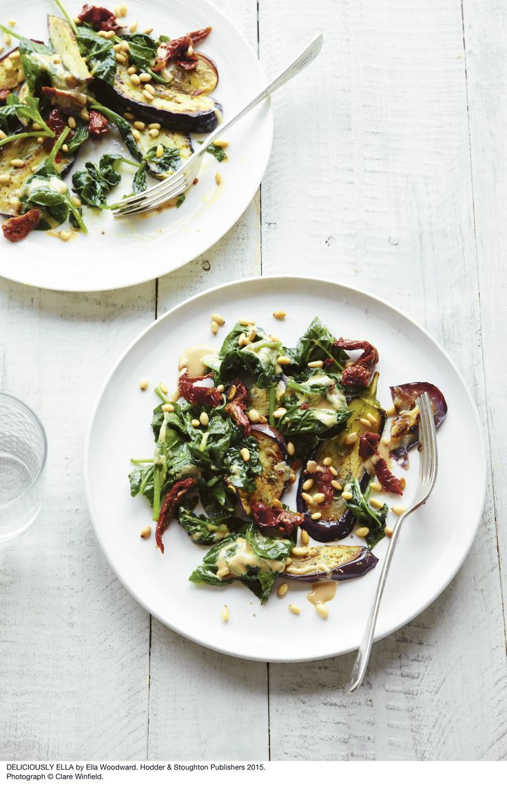 Deliciously Ella's Warm Winter Salad Recipe