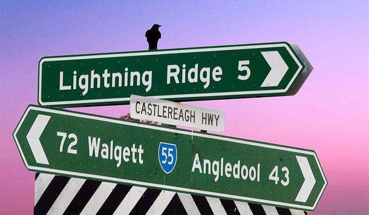 100 Best Towns In Australia #53 Lightning Ridge, NSW