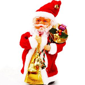 Dancing Santa Gift your loved ones this beautiful dancing Santa this Christmas. Rs 1505/- http://www.tajonline.com/gifts-to-india/gifts-X1247.html?aff=pint2014/