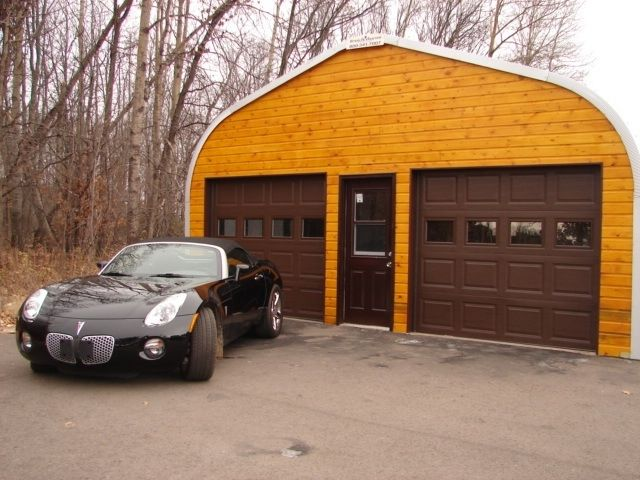 25 best ideas about prefab garage kits on pinterest for Residential garage kits